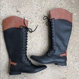 NIB boots